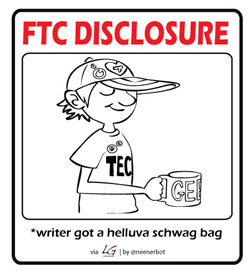 FTC Schwag