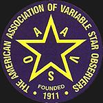 AAVSO Logo Blue2