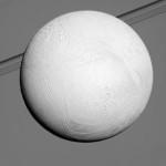Satrurn's Moon Enceladus