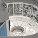Deep Space Habitat Concept
