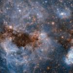 A Stormy Stellar Nursery