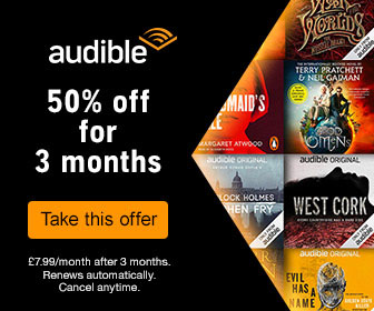 Audible - 50% Off For 3 Months