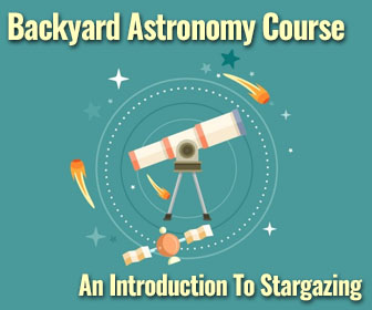 Backyard Astronomy Course