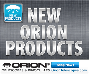 Orion New Astronomy Products
