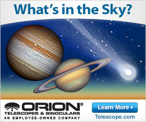 Orion Telescopes: What's In The Night Sky?